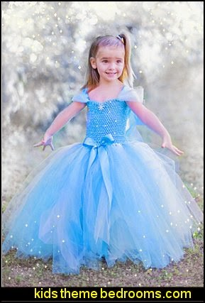 Frozen costume- dress princess dress Frozen themed