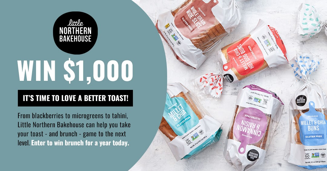Baking Giveaway 2019