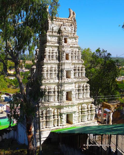 Beautiful View of the Temple, Shivaganga Hills, Dobbaspet, Bangalore