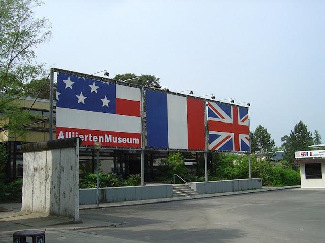 Alliiertenmuseum em Berlim