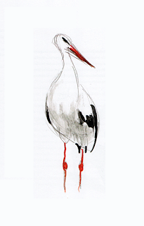 Resultado de imagen para el vuelo feliz de la cigueña nilu ilustraciones