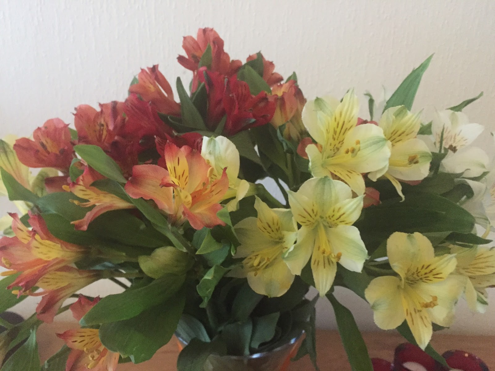 OrchardReviewer: Fresh Flowers From Tesco