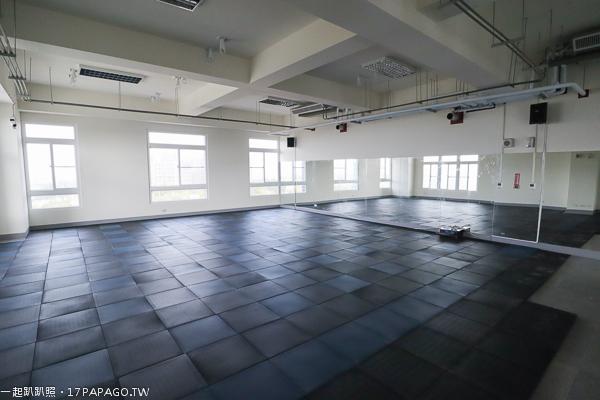 台中港區運動公園多功能教室