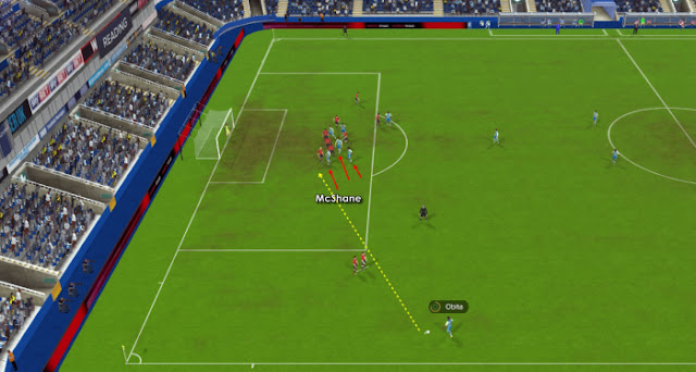 Best header Free Kick Routine 1.0.0 FM2017