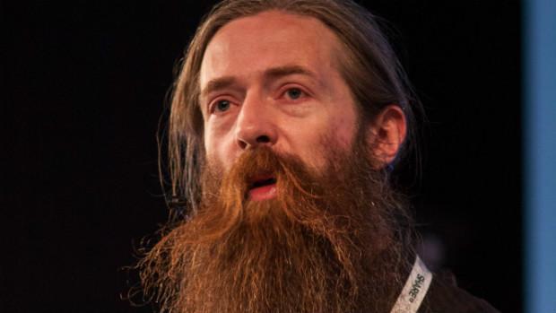 Aubrey de Grey is Spicy Today