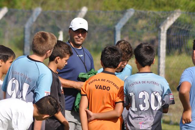 Grêmio Cachoeira inicia  treinos da base