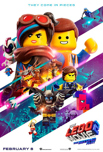 The Lego Movie 2: The Second Part (BRRip 1080p Dual Latino / Ingles) (2019)
