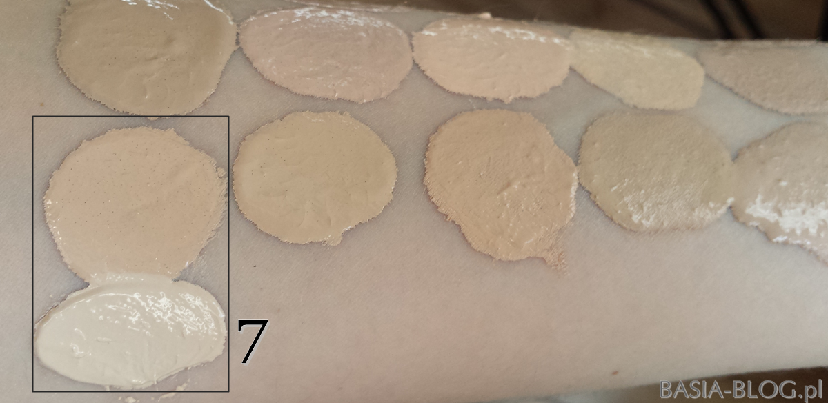 Ingrid Mineral Silk&Lift 280 Light Ivory/kość słoniowa jak ciemnieje