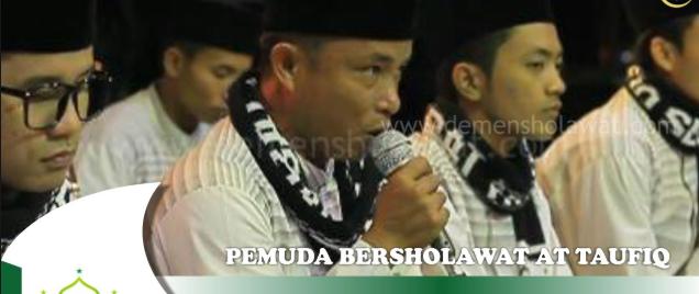 Lirik 3 Majlis 1 Cinta Syubbanul Muslimin - Nurul Musthofa & Pemuda Bersholawat At Taufiq