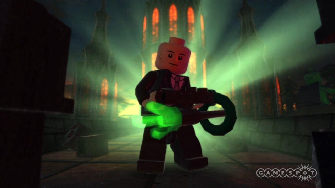 LEGO Batman: DC Super Heroes Apk + Mod for android