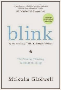 blink by malcom gladwll book image
