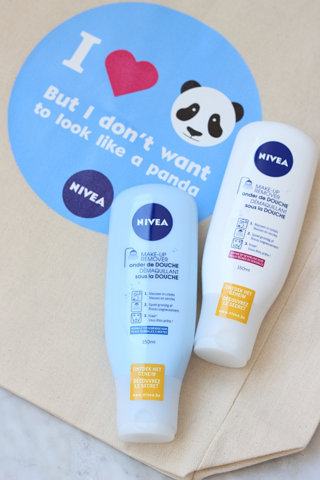 Nivea Make-up Remover Onder De Douche