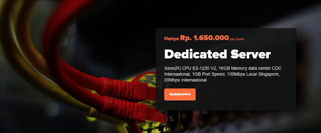dedicated server murah ant media host