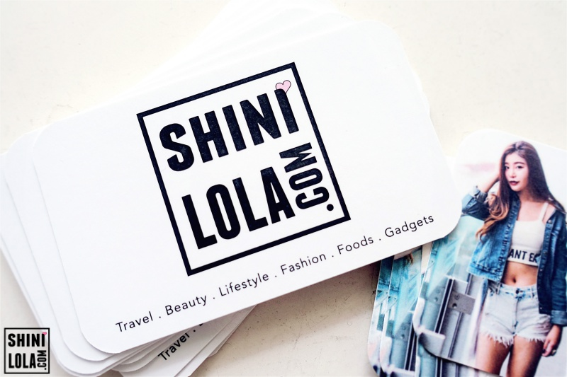 Shinilola Business Card