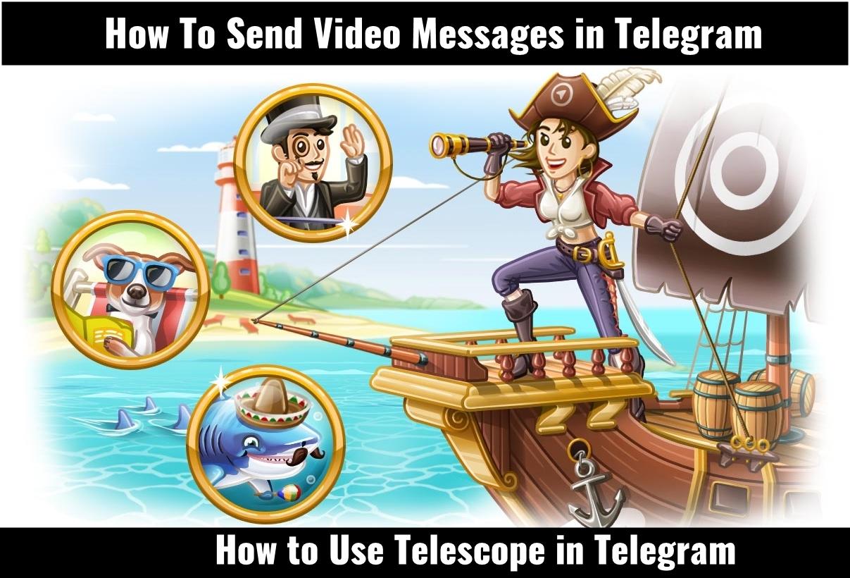 Telegram Messenger Tips and Tricks