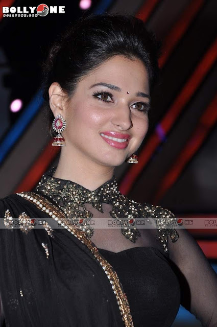 Tamanna Bhatia  Shilpa Shetty - Nach Baliye Sets  Naked -4086