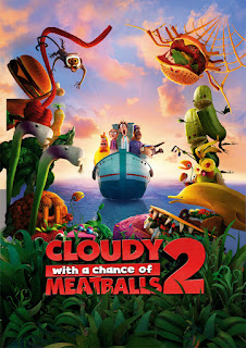 Cloudy with a Chance of Meatballs 2 (2013) มหัศจรรย์ ของกินดิ้นได้