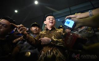 Nah Loh Mabes Polri Sudah Tegaskan Jika Saat ini Status Ahok Masih Saksi - Commando
