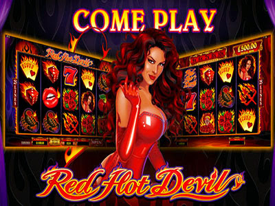 Red Hot Devil Slot Game