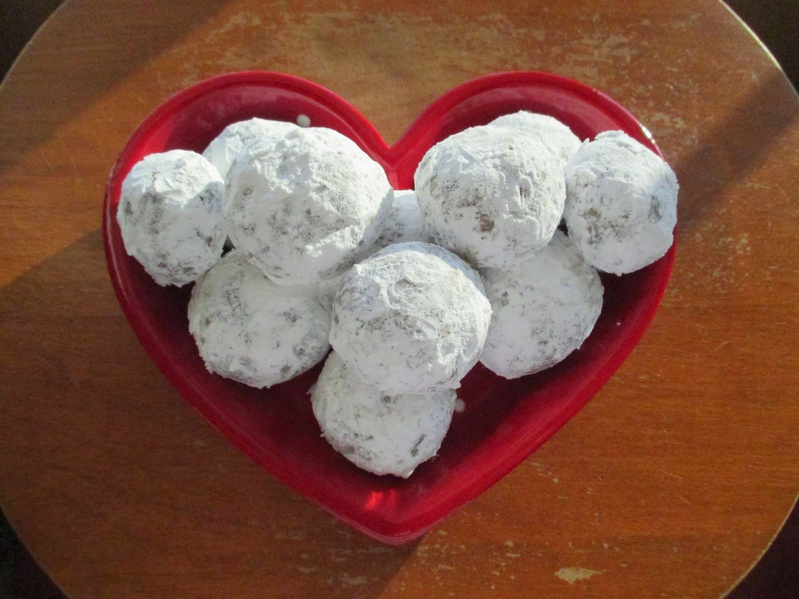 Mexican Snowball Spicy Cookies