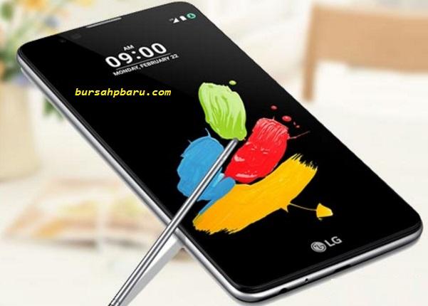 LG Stylus 2 Dual LTE