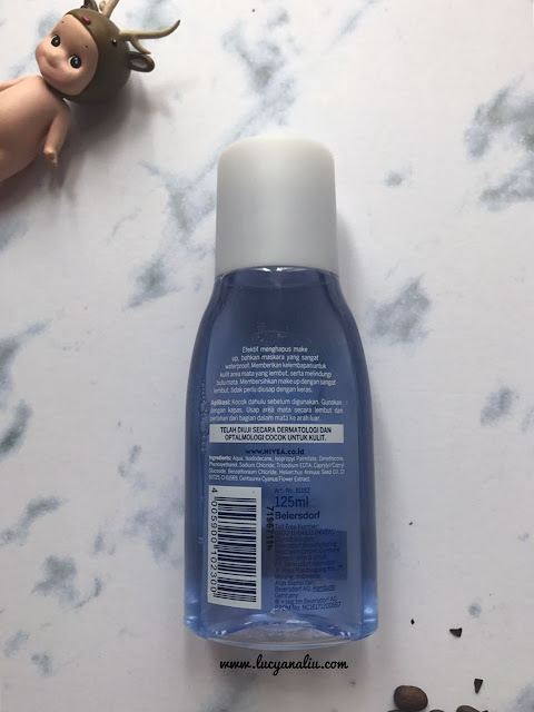 Nivea Double Effece Eye Make-up Remover