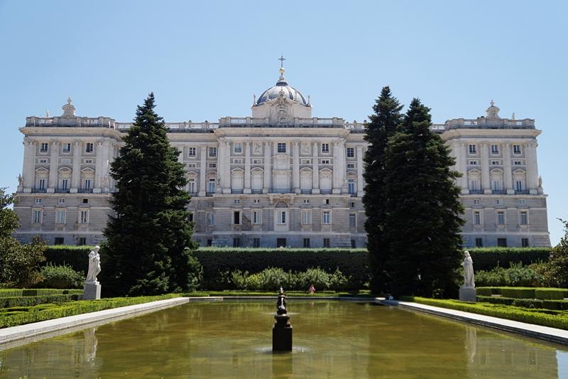 Königspalast Madrid // Royal Palace Madrid