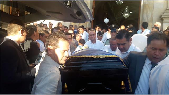 Gobernador William Villamizar despide a su padre Vitelmo Villamizar Contreras #RSY #OngCF