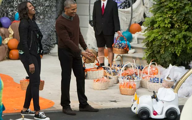 barack obama halloween