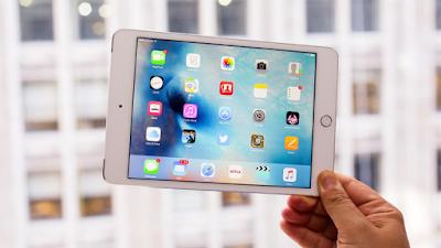 Thay mặt kính iPad 4 chính hãng