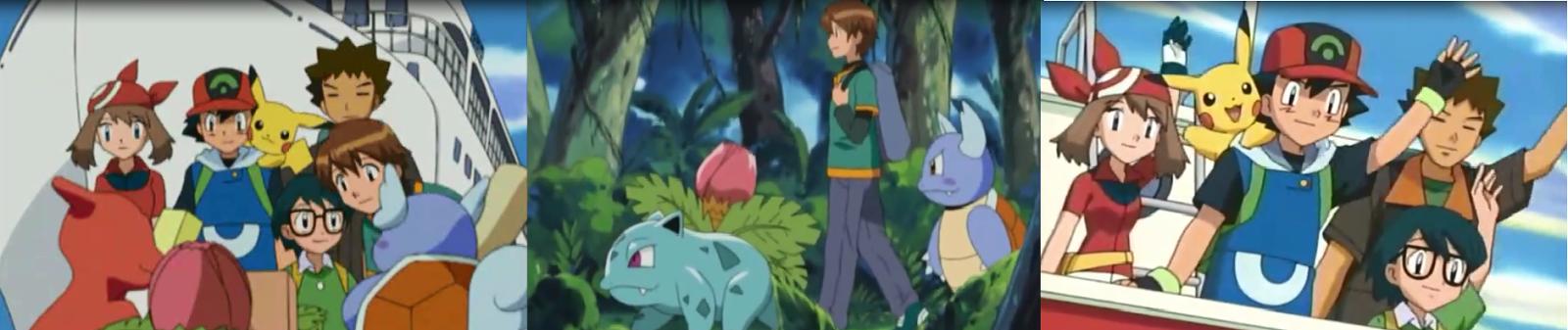 Pokemon Capitulo 52 Temporada 7 El Día Del Juicio