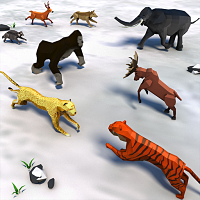 Tải Game Animal Kingdom Battle Simulator 3D Hack Full Kim Cương Cho Android