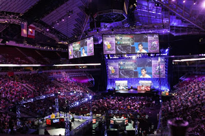 E-Sports : The International Keeps Getting Bigger