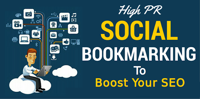 High PR Social Bookmarking Sites 2016 to Boost Your SEO