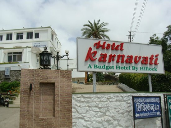 Hotel Karnavati is located at the awesome tourist destination of India - Mount Abu.