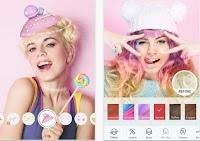 Prova trucco gratis virtuale con rossetti, ombretti, fard e altri su cellulare