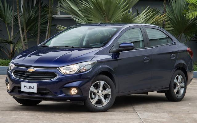 Novo Chevrolet Prisma 2018