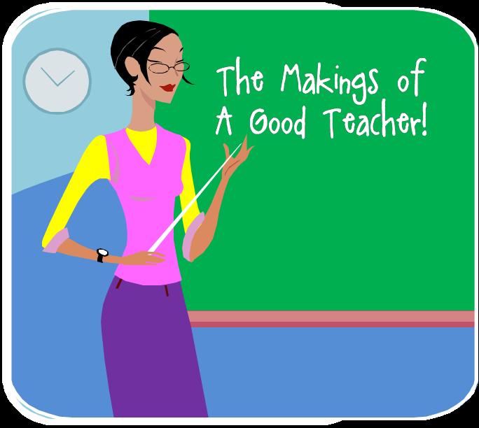 good teacher clipart - photo #2