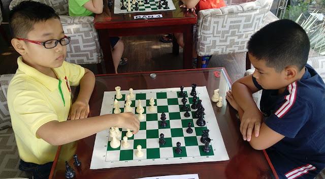 Lớp học hè cho trẻ từ môn cờ vua tại tp Hồ Chí Minh