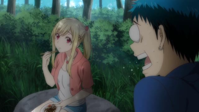 Anime Comedy romance yamadakun