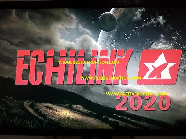 ECHILINK 2020 HD RECEIVER POWERVU KEY NEW SOFTWARE