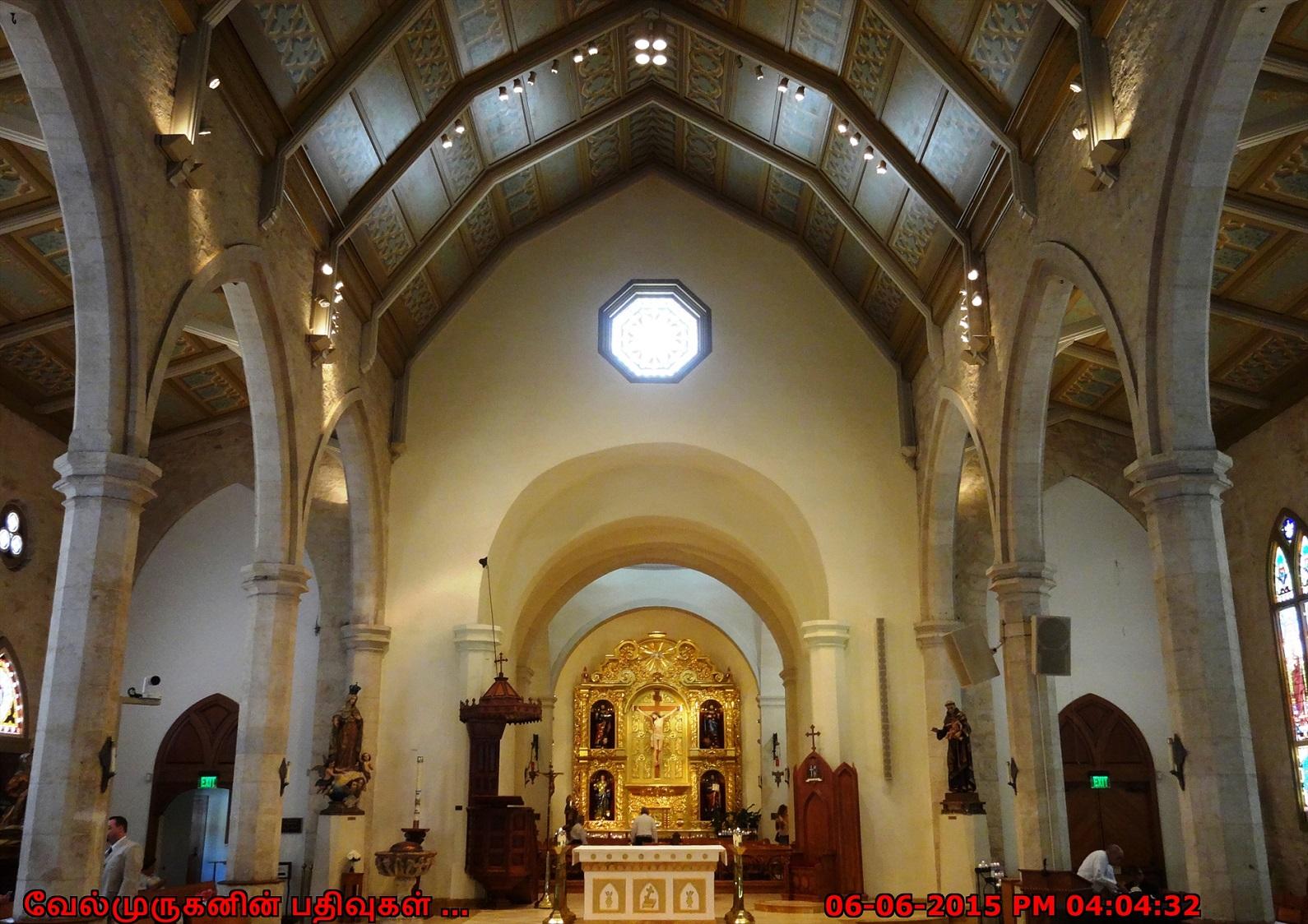 Cathedral Of San Fernando Exploring My Life