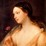 'Noia amb una rosa (Guido Reni)'