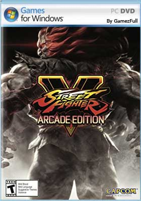 Street Fighter V (5) Arcade Edition PC [Full] Español [MEGA]