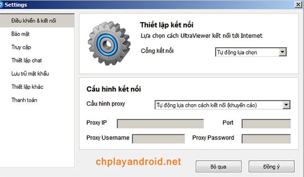 UltraView 6.2 - Tải UltraViewer phiên bản mới nhất g