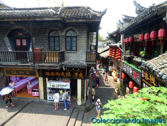 Visitando Fenghuang