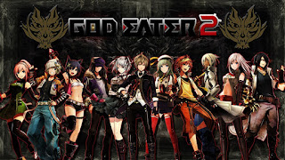 God Eater 2 PPSSP/PSP ISO Android