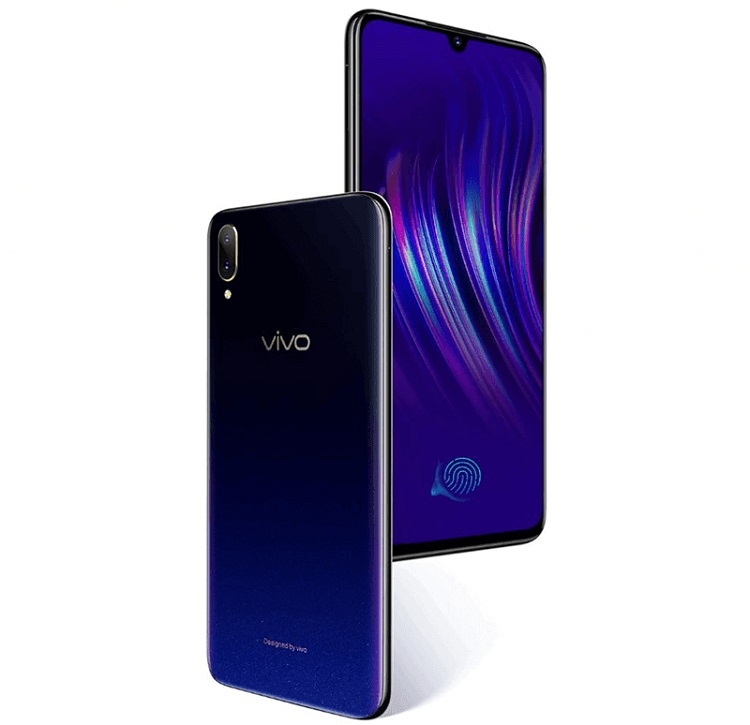 Vivo V11 Announced; SD 660, 6GB RAM, and In-display Fingerprint Scanner