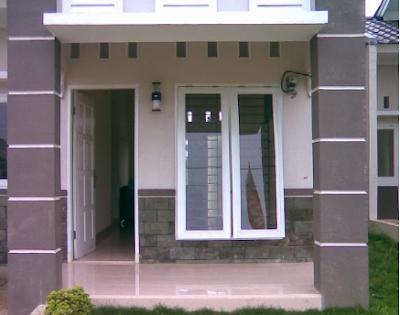 jendela minimalis untuk bagian depan rumah