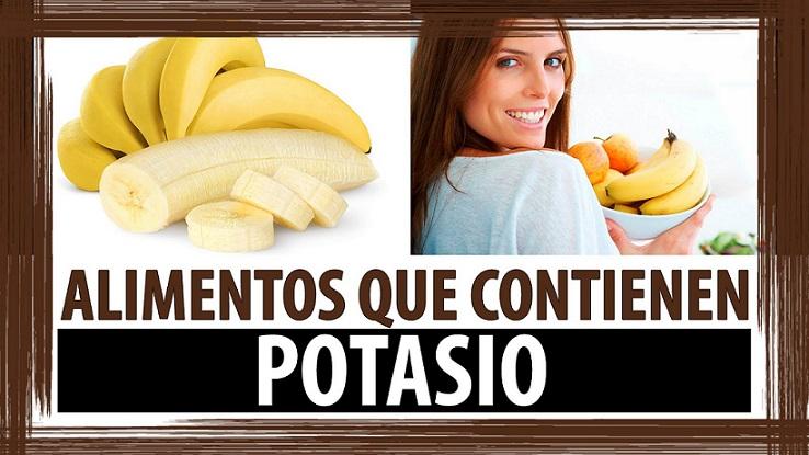 Conspiraciones y noticias actuales alimentos que contienen potasio - Alimentos en potasio ...